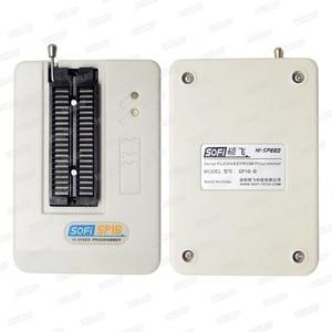 Image 2 - SoFi SP16 B EEPROM Flash Programmer SP16B High speed EEPOROM SPI FLASH USB programmer