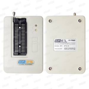 Image 2 - SoFi SP16 B EEPROM פלאש מתכנת SP16B גבוהה מהירות EEPOROM SPI פלאש USB מתכנת