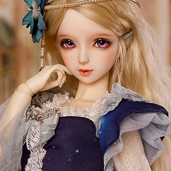 bjd accessories Original AS dress 1/3 bjd fancy blue price female dream set Bjd doll as clothing 62 female doll costume gledes uncle 1 3 1 4 1 6 doll accessories for bjd sd bjd eyelashes for doll 1 pair tx 03