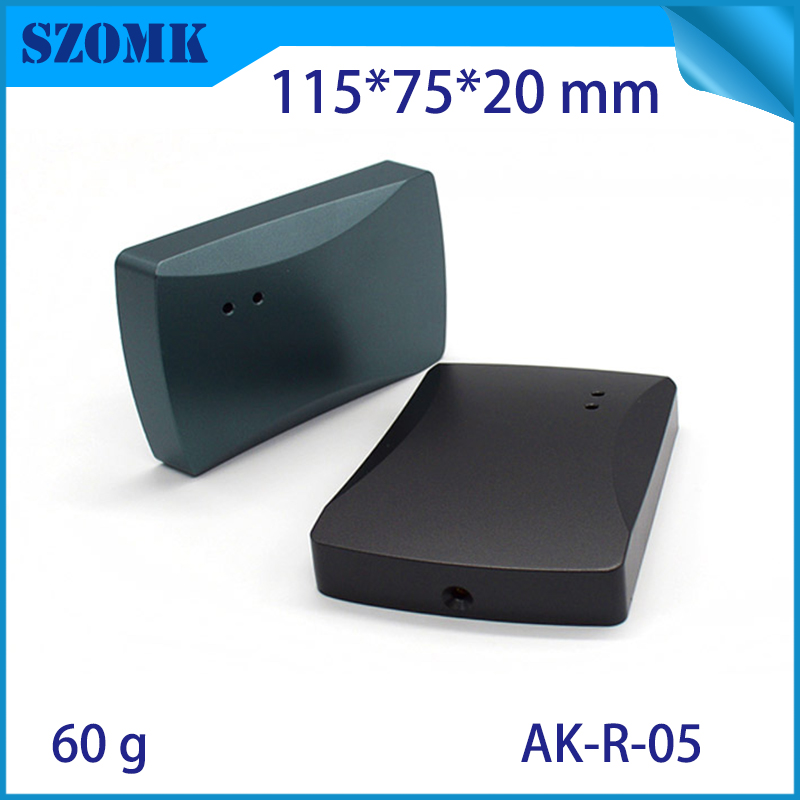 Image 5 - 4 pcs, 115*75*20mm RFID plastic electronic housing card reader device enclosure access control plastic box electronics enclosure-in Connectors from Lights & Lighting