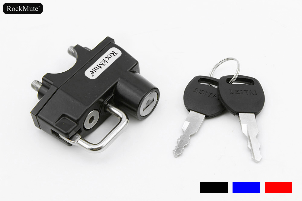 Motorcycle Helmet Lock For Honda NC700S NC700X NC750S NC750X CTX700 Mount On Handlebar Brake Master Cylinder Clamp