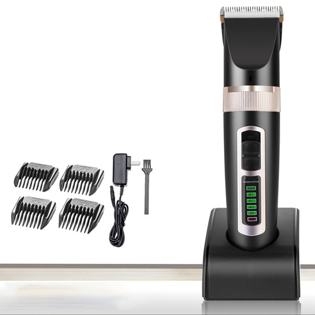 Rechargeable Dog Electric Trimmer  1