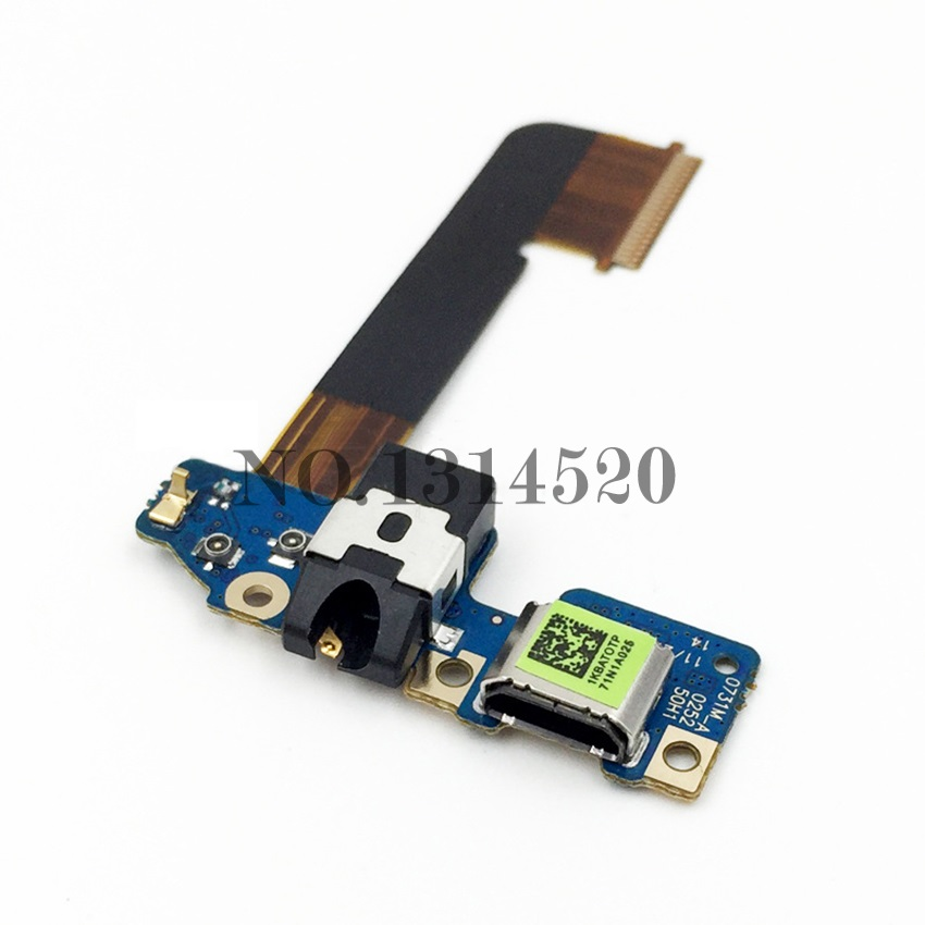Replacement Parts For HTC One M9 Charging Port Flex Cable USB Board Dock Connector High Quality