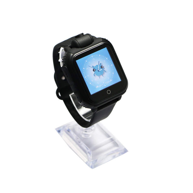 1 54 touch screen LBS GPS location wifi model gps tracker wristwatch camera in Smart Watches from Consumer Electronics