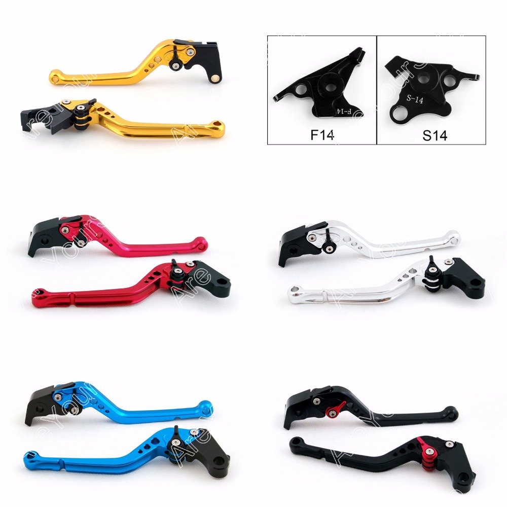 Areyourshop Motorcycle Brake Clutch Levers for Suzuki HAYABUSA/GSXR1300 GSX650F GSF650 GSX1250 GSF1200 GSX1400 TL1000R cnc adjustable brake clutch levers for suzuki gsr gsxr gsx r 600 750 1000 1300 gsx 1400 gsf 650f 1200 1250 bandit 650s