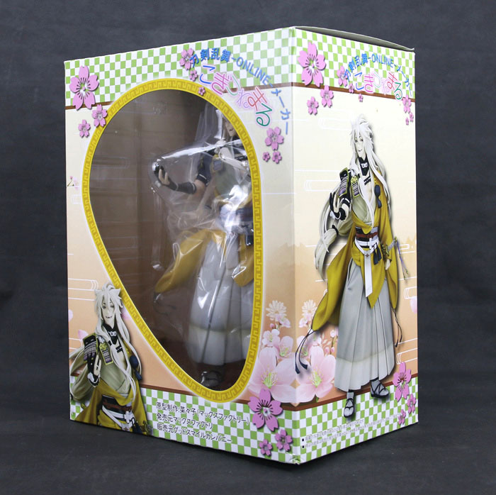 Vogue Shokitsunemaru Fox Ball Kimono with Sword 9 From Action Figure Nitro+ Hot Game Touken Ranbu Online ...