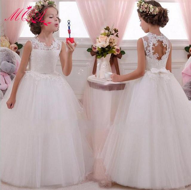 Fotos de vestidos de novia para ninas