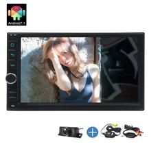 Eincar 7″ Android 7.1 Car Radio Double Din Stereo in Dash Octa-Core GPS Sat Nav Wifi Bluetooth/RDS/no dvd+Wrieless Rear Camera