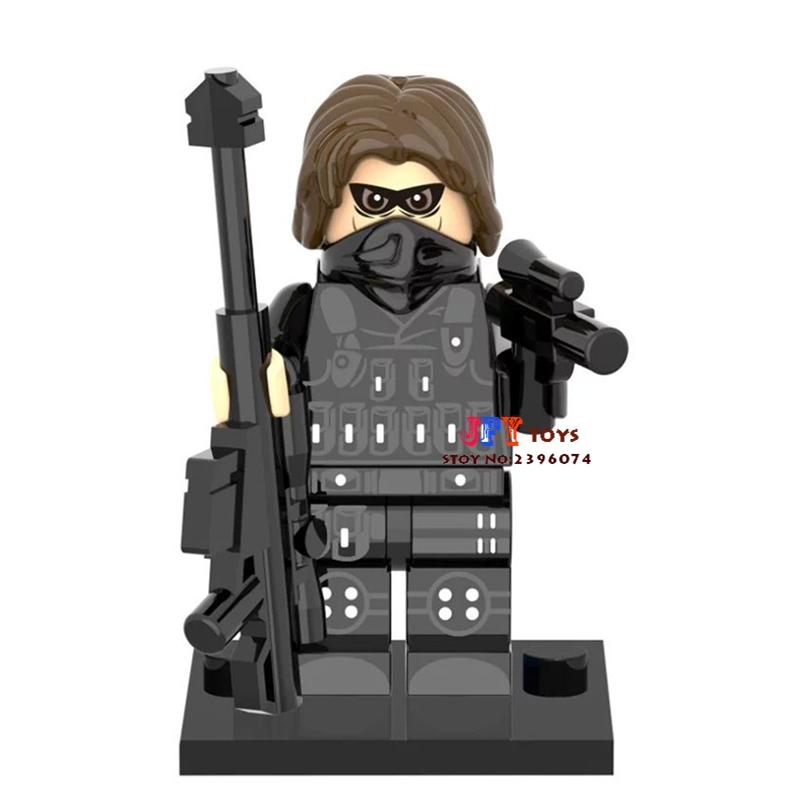 50pcs superhero SDCC building blocks bricks friends for girl boy kids children toys brinquedos menina