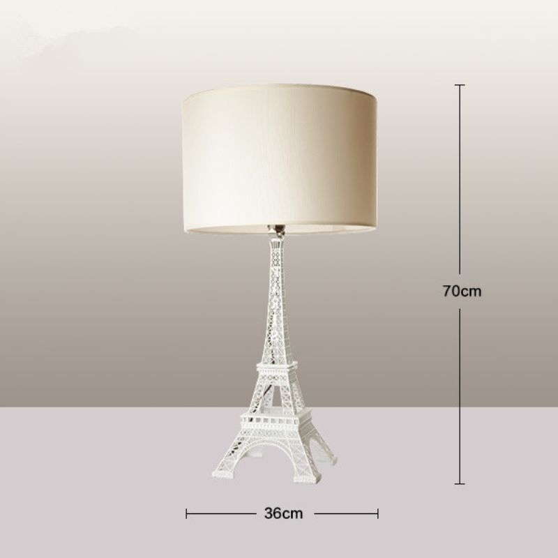 Gzmj wonderland modern creative artistic eiffel tower table lamp gzmj wonderland modern creative artistic eiffel tower table lamplight for hotel living room study room bedroom lamparas de mesa in led table lamps from aloadofball Choice Image