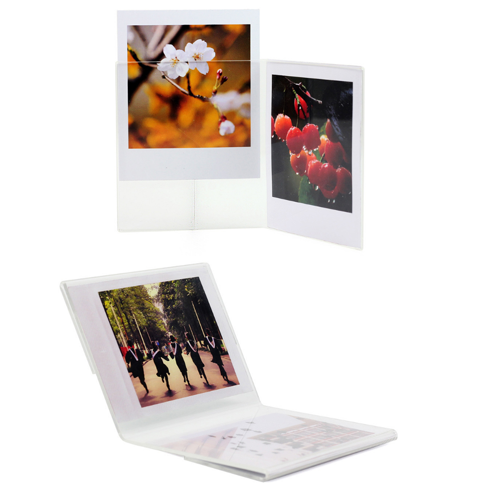 Image 2 - Camera Accessories Bundle for Fujifilm Instax Square SQ20/SQ10/SQ6/SP 3 Pack of Stickers, Wall Hang Frame, Desk Frame-in Camera/Video Bags from Consumer Electronics