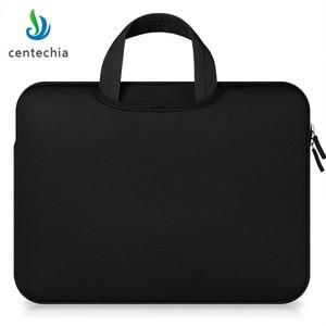 Image 5 - Centechia 11 13.3 15.4 15.6 inch Laptop Bag Case Laptop Handbags Sleeve Case  Zipper Computer Sleeve Case For Laptop PC Tablet
