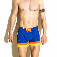 New seobean summer Mens shorts male fashion home polyester casual hot sell