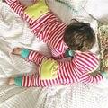 Raya Bebé Recién Nacido Niños Niñas Ropa de Manga Larga Con Capucha Mameluco PP Cotton Toddler Kids Mono Outfits 0-18 M