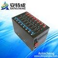 bulk gsm sms modem pool USB Wavecom  8 port gsm modem wavecom sim card  free sms software ussd  Antecheng