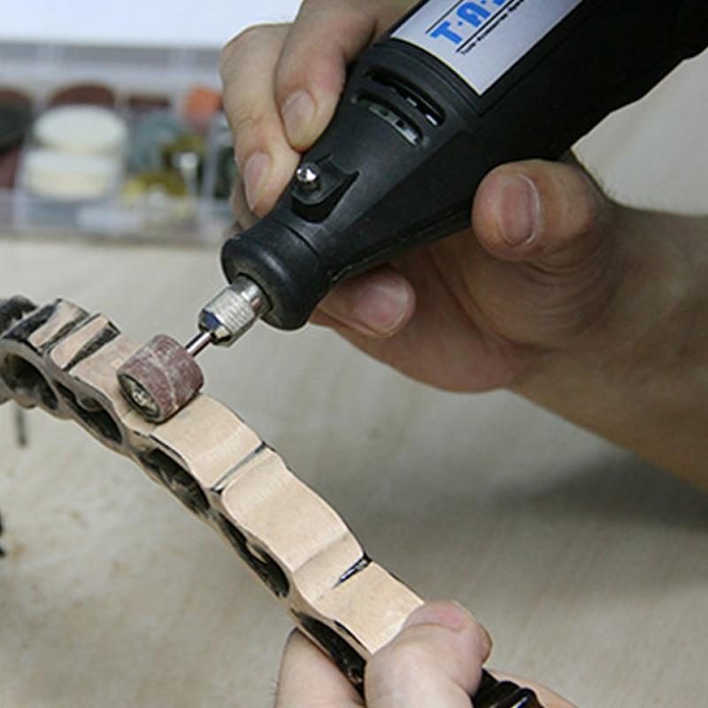 105pcs accessori per utensili rotanti 3.2mm gambo diyer levigatura - Accessori per elettroutensili - Fotografia 5