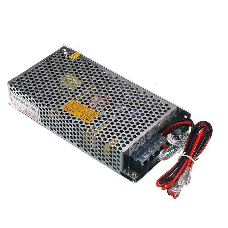 180W 12V 13.5A universel AC UPS/Charge fonction moniteur commutation alimentation entrée 110/220V chargeur de batterie sortie 12VDC