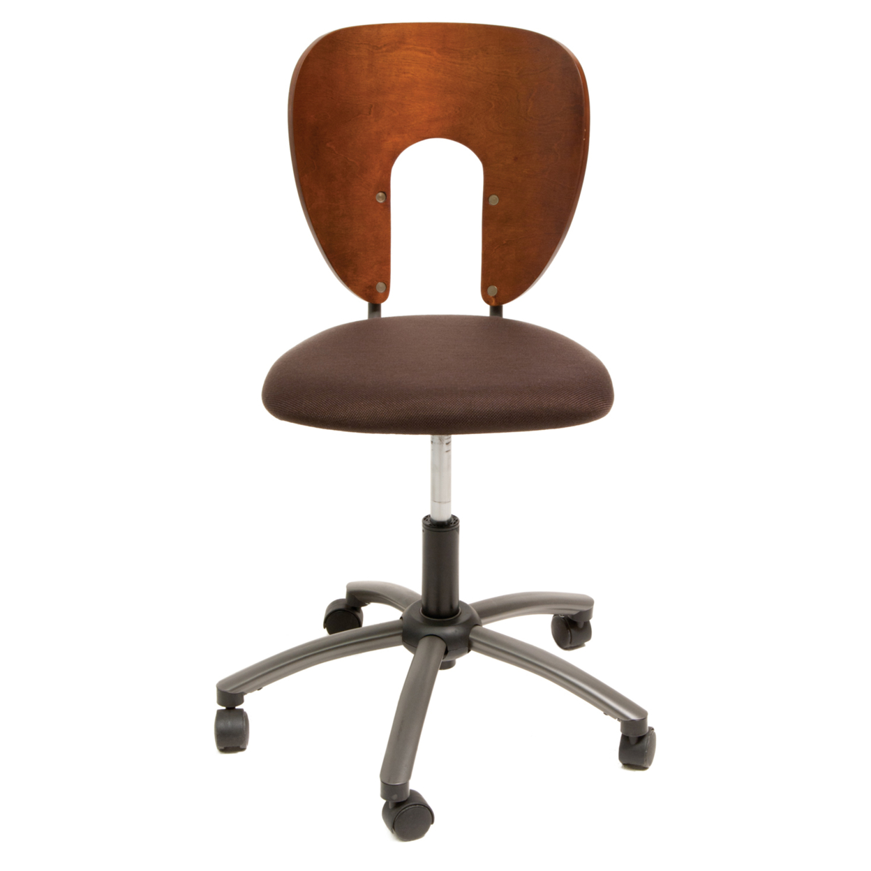 Studio Designs Home Office Ponderosa Chair Sonoma - Brown studio designs home office maxima ii drafting chair black