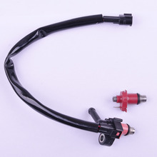 Original motorcycle engines parts fuel pump system 180cc/min for YMH fuel injector 12holes