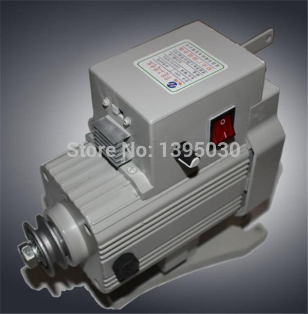 1 pc/lot 220 V 400 W H95 servir moteur AC moteur pour machine à coudre Industrielle d'étanchéité machine