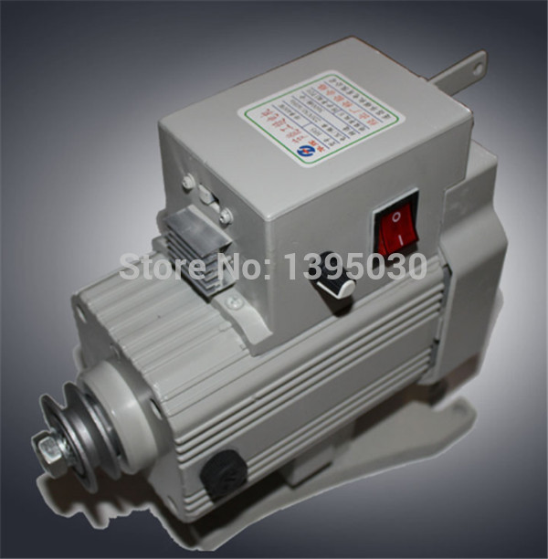 1pc/lot 220V 400W H95 serve motor AC motor for Industrial sewing machine sealing machine