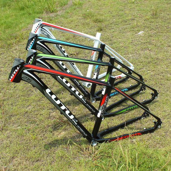 LUTU ATX690 1,53 кг облегченная рама из алюминиевого сплава MTB 27,5 дюймов * 16/17 crossroad для мужчин/женщин рама для горного велосипеда|Велосипедная рама|   | АлиЭкспресс