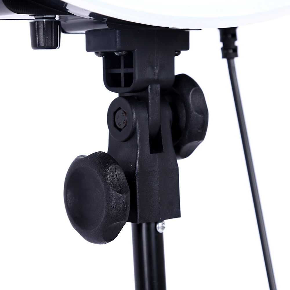 HTB1wRKkXDJ SKJjSZPiq6z3LpXa9 55W 18inch Camera Phone LED Ring Light Photography studio Dimmable Ring Lamp With Stand Tripods For TikTok Youtube Makeup Video