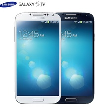 Unlocked Original Samsung Galaxy S4 i9500 i9505 S IIII SIIII 16G 3G&4G Quad-core 13MP GPS WIFI Mobile Phone Refurbished