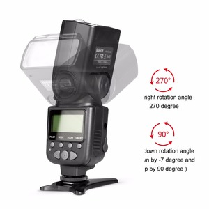 Image 4 - مايكه MK950 E TTL TTL فلاش كاميرا Speedlite mk950 ل كاميرا كانون EOS 5D II 6D 7D 50D 60D 70D 550D 600D 650D 700D 580EX 430EX