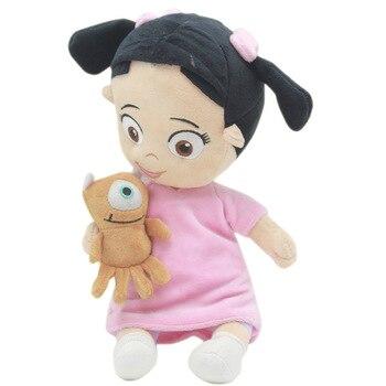 Skyleshine Университет монстров Майк Салли бу принцессы медвежьи Прекрасная принцесса куклы девушки мультфильм плюшевые игрушки 30 см S772