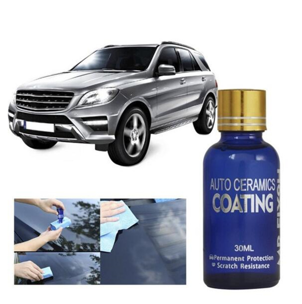 Car Washing Care Liquid Ceramic Coat For Car Paint Care Car Enamel Motorcycle Super Mr Fix Hot Glass Coating Auto Care in Grinding Polishing Paste Liquid from Automobiles Motorcycles