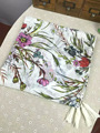 2015 New Spring Floral Kerchief To Korean Silk Scarf Large Size Pashmina