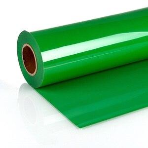 Image 4 - 30cm*100cm PVC heat transfer vinyl film T shirt Iron On HTV Printing crop number patterns for sportswear Home decoration