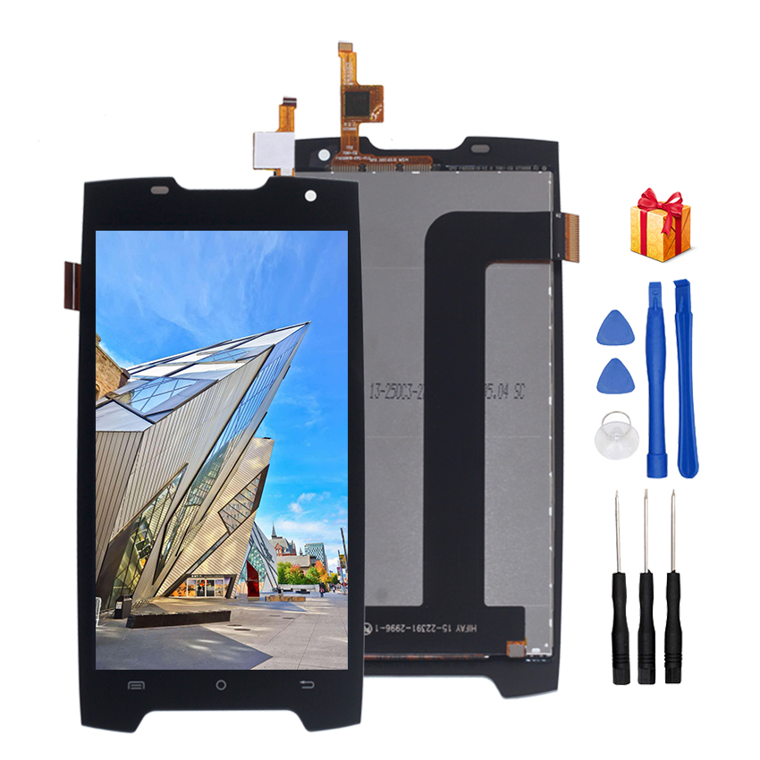 Image 5 - For Cubot King kong LCD Display Touch Screen Digitizer Replacement Phone Parts For Cubot Kingkong Display Screen LCD Display-in Mobile Phone LCD Screens from Cellphones & Telecommunications