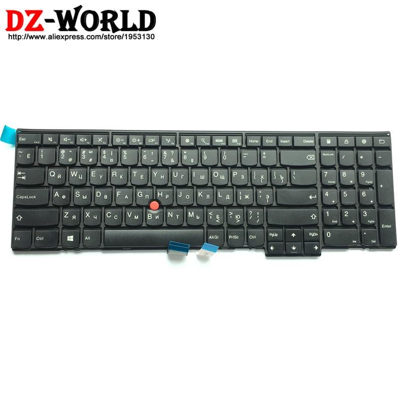New Orig RU Russian Keyboard for Thinkpad T540P W540 W541 T550 W550S T560 P50S L540 L560