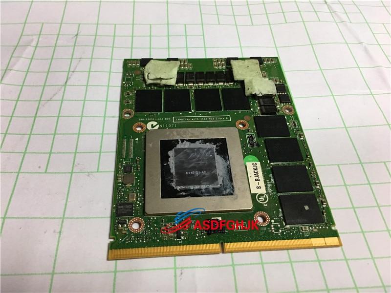 6-77-P17EL-0A0 for Clevo P151EM1 P170EM notebook Graphics Board GeForce Q4000 N14E-Q1-A2  100% TESED OK6-77-P17EL-0A0 for Clevo P151EM1 P170EM notebook Graphics Board GeForce Q4000 N14E-Q1-A2  100% TESED OK
