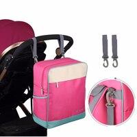 Bag for Stroller Wheelchair Stroller Organizer Accessories Diapers Bag Mummy Bag Pram Baby Carriage Bottle Yoya