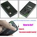 Цзя Fa JF-866 15 в 1 Изгиб Края угол боковины Рамка Рамка исправить Repair tool для ip5/5S для ipad 2 3 4 mini air iPod touch 4