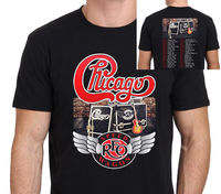New Chicago And Reo Speedwagon Tour 2018 T Shirt Size S To Xxl