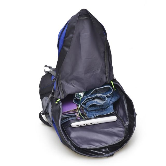 50L Backpack Hiking Waterproof Trekking Bag Outdoor Travel 5