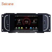 Seicane Android 8.1 One Din 5 inch 800*480 Car Radio Stereo GPS Multimedia Player For Chrysler 300M Jeep Grand Cherokee Dodge