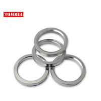 4 Pcs Customize A Variety Of Sizes New Aluminum Wheel Hub Centric Spigot Rings Aluminium Alloy