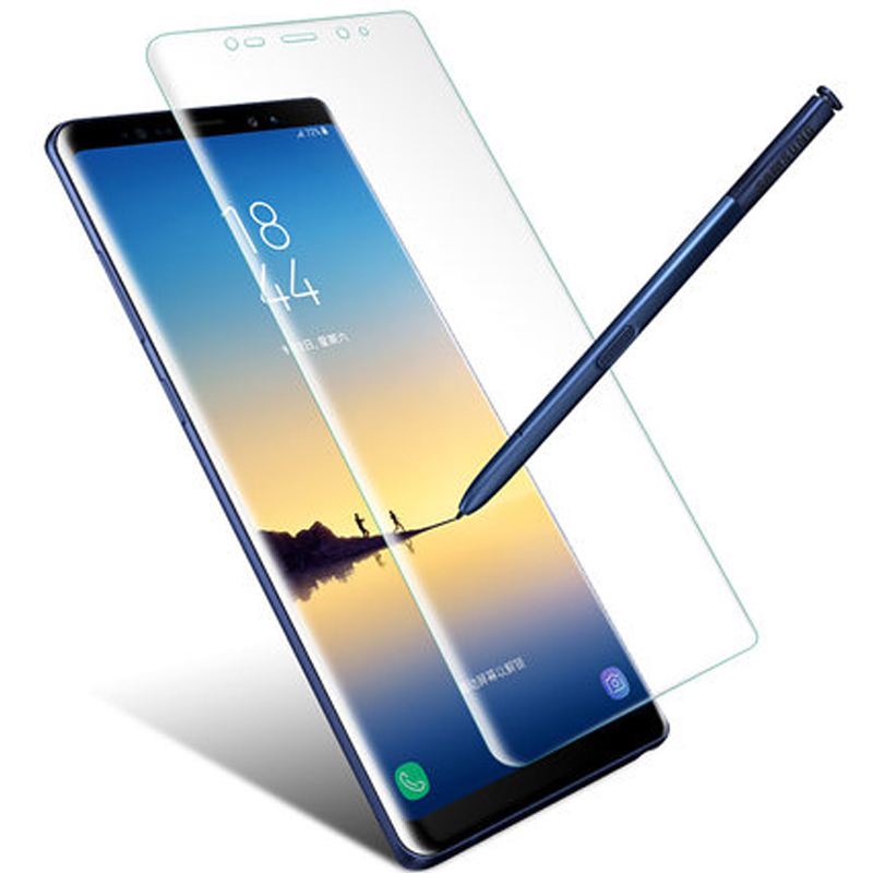 Xinwen Film Front 9H 3D Explosion Proof Tempered Glass Protective For Samsung Galaxy Note 8 Note8 Screen Protector