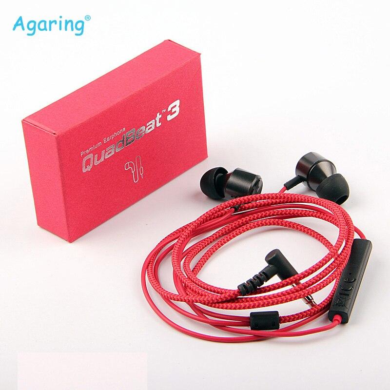 Agaring Casque LE630 pour LG G3 D855 D830 G2 D802 Nexus 5X G Flex 2 Stylus 2 Plus K8 Sport Écouteurs avec Télécommande