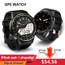 Smart Watch GPS Heart Rate Tracker Smartwatch GPS Watch Multi-Sport Modes SIM Card Pedometer Fitness for Apple IOS Android dm09 plus smart watch with sim card pedometer sleep fitness tracker waterproof smartwatch for android