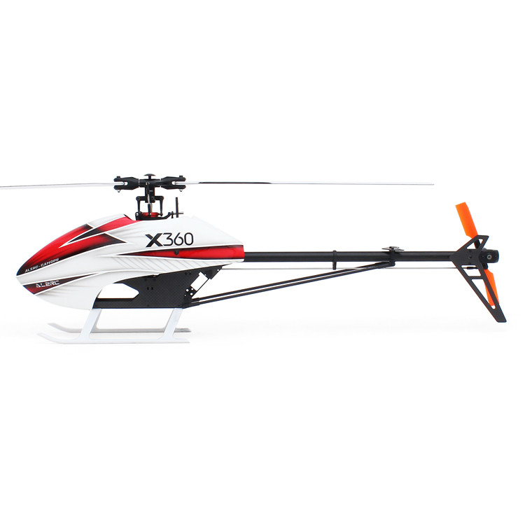 In Stock 2018 The Newest ALZRC-X360 FAST FBL KIT Helicopter for GAUI X3 alzrc devil x360 metal radius arm set red x360 helicopter parts fit gaui x3 dx360 09ma