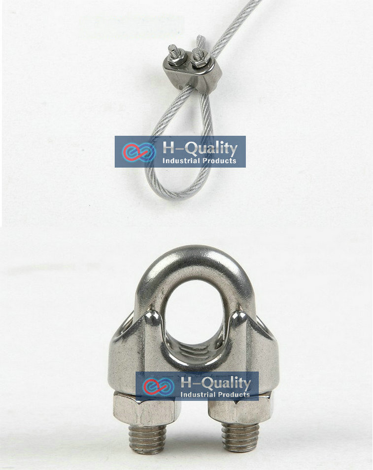 Top Notch Rigging Hardware 316 Grade DIN741 M5 Stainless Steel ...