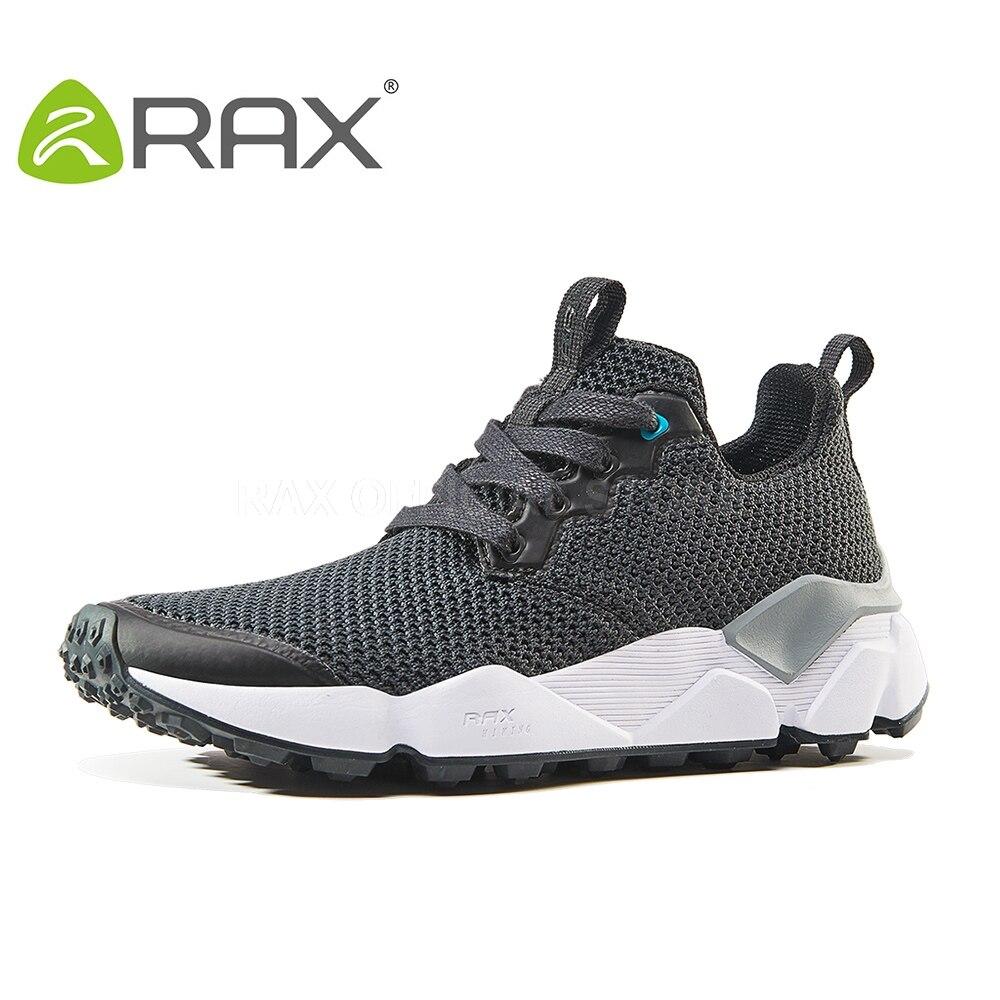 RAX Running Shoes For Men Sport Sneakers Men Breathable Running Shoes Men Women Sneakers Trainers Man Zapatillas Deportivas breathable men running shoes mens trainers flat walking sport comfortable zapatillas hombre basket femme light soft sneakers