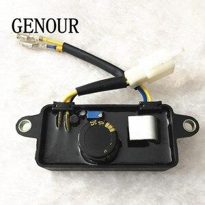 Image 2 - CQJY automatyczny Regulator napięcia dla Generator części zamiennych, CQJY AVR 2KW 2.5KW 2.8kw 220V Generator jednofazowy AVR wysokiej jakości