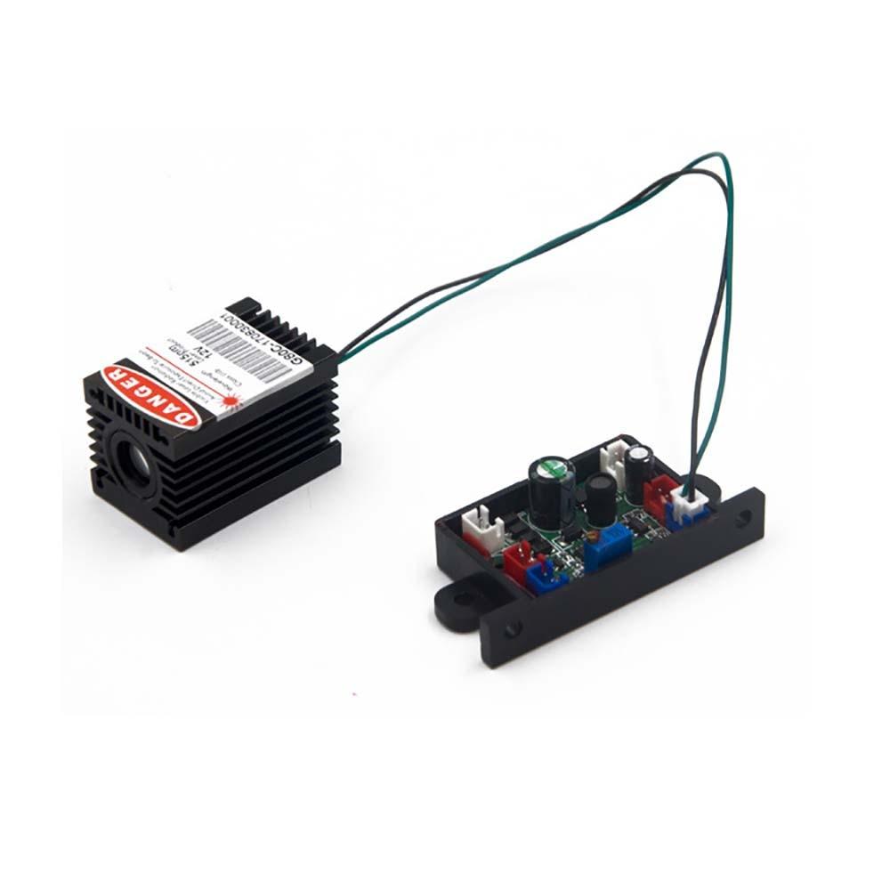 все цены на DPSS 60wm Grenn Laser Diodes Wavelengh 520nm Laser Module For Laser Light Show Laser Head онлайн